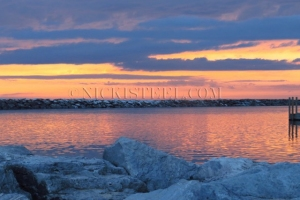 leland sunset